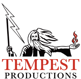 Tempest Productions - Video & Audio Production, Glasgow - Logo